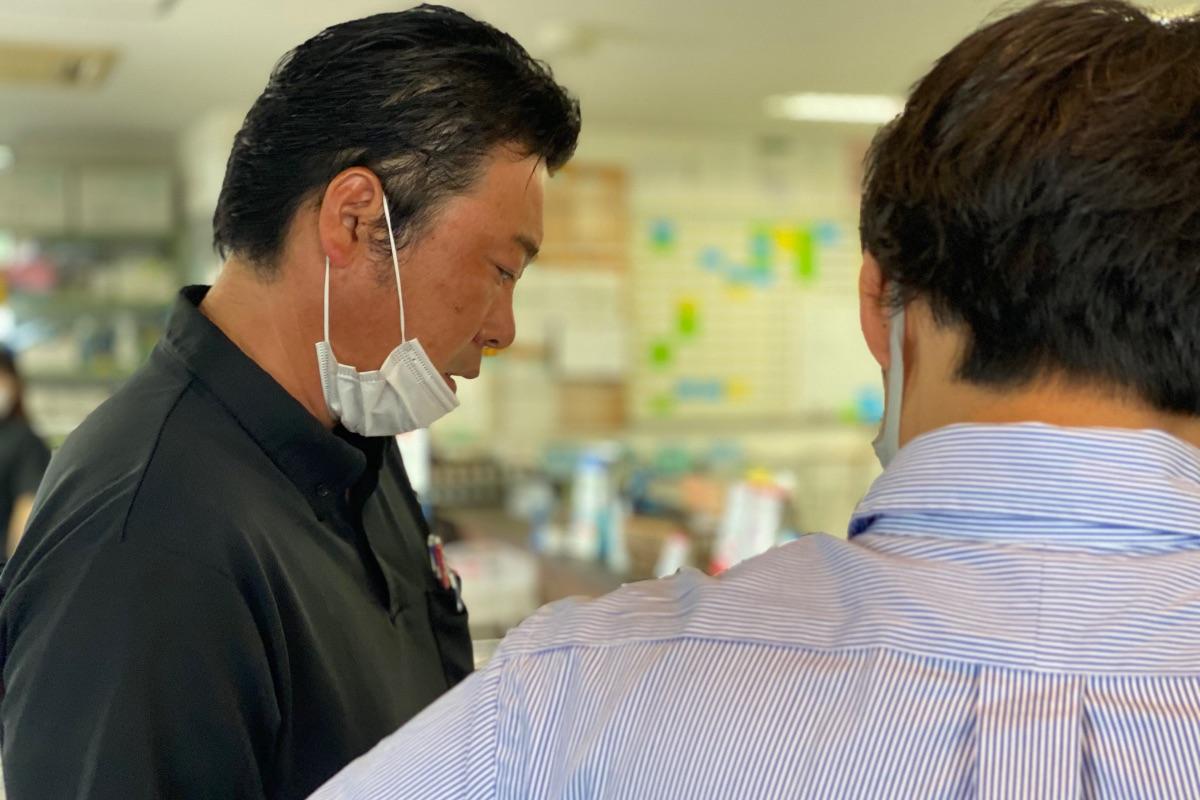 栃木県宇都宮市Carfe(カーフェ)自動車の修理・傷・へこみを格安で | 代表取締役の画像