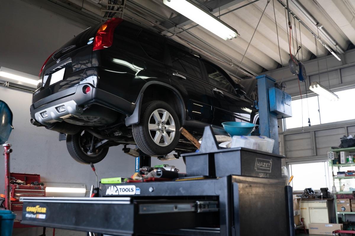 栃木県宇都宮市Carfe(カーフェ)自動車の修理・傷・へこみを格安で | 車検の画像1