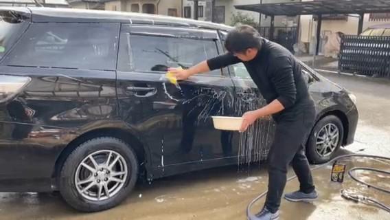 ボディ洗車