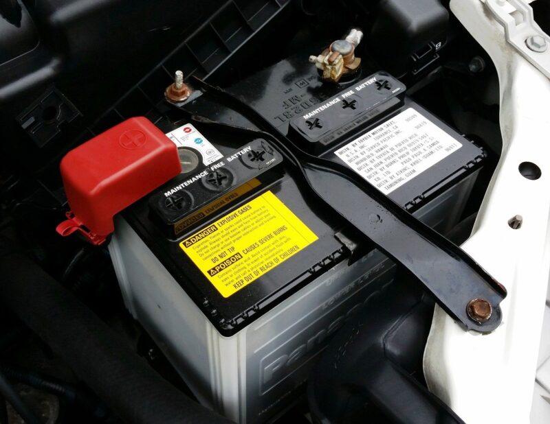 栃木県宇都宮市Carfe(カーフェ)自動車の修理・傷・へこみを格安で | 車のバッテリー