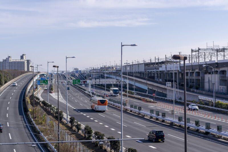 栃木県宇都宮市Carfe(カーフェ)自動車の修理・傷・へこみを格安で | 高速道路の画像